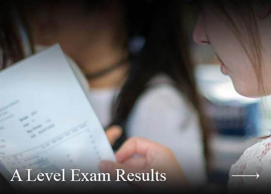 A Level Exam Results