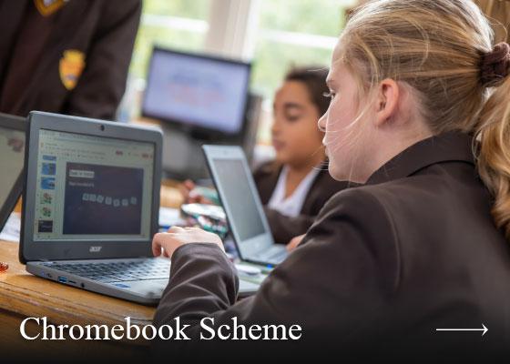 Chromebook Scheme