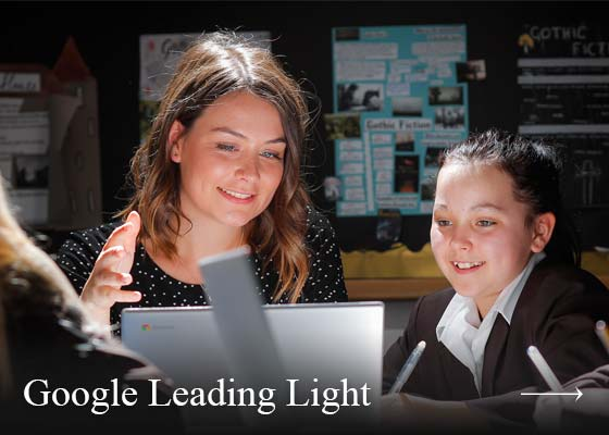 Google Leading Light