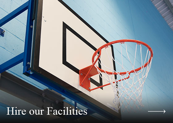 Hire our Facilities