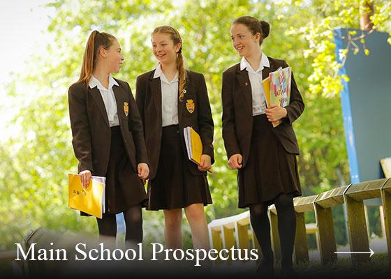 Main School Prospectus