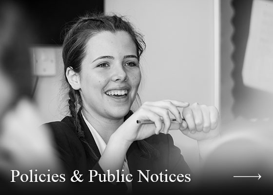 Policies & Public Notices