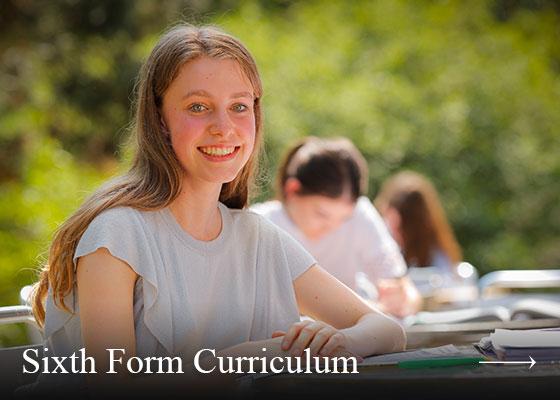 Sixth Form Curriculum
