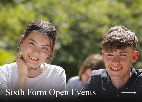 Sixth Form Open Events