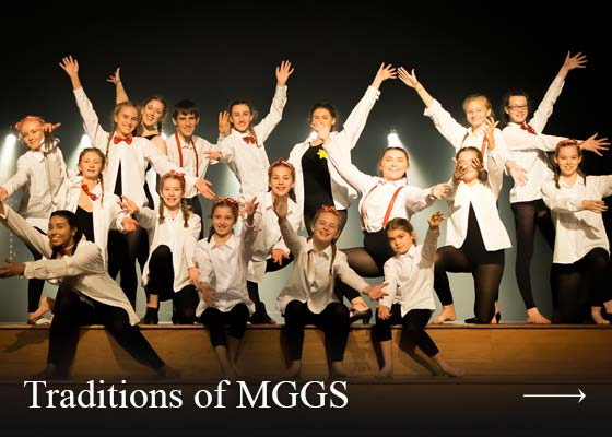 Traditions of MGGS