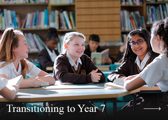 Transitioning to Year 7
