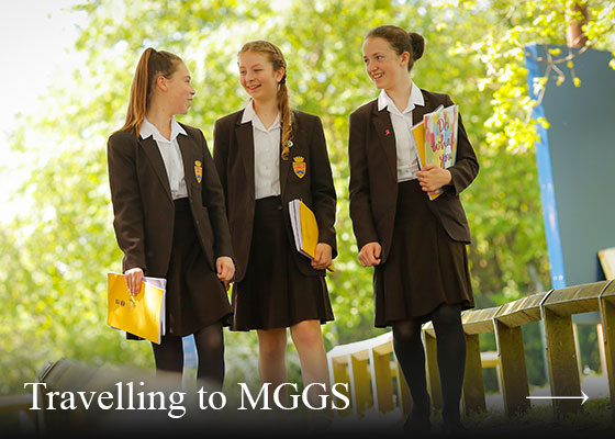 Travelling to MGGS