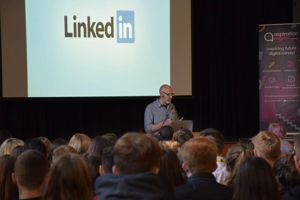 Careers Advice - Digital Aspirations Conference