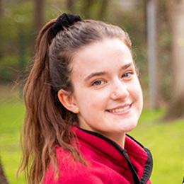 Annie G - MGGS Head Student
