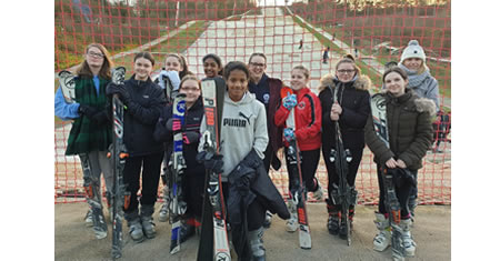 MGGS_Students_Dry_Slope_Ski_Session_Feature