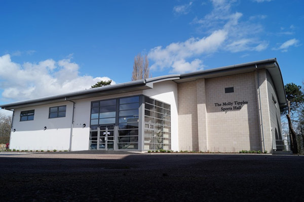 The Molly Tipples Sports Hall
