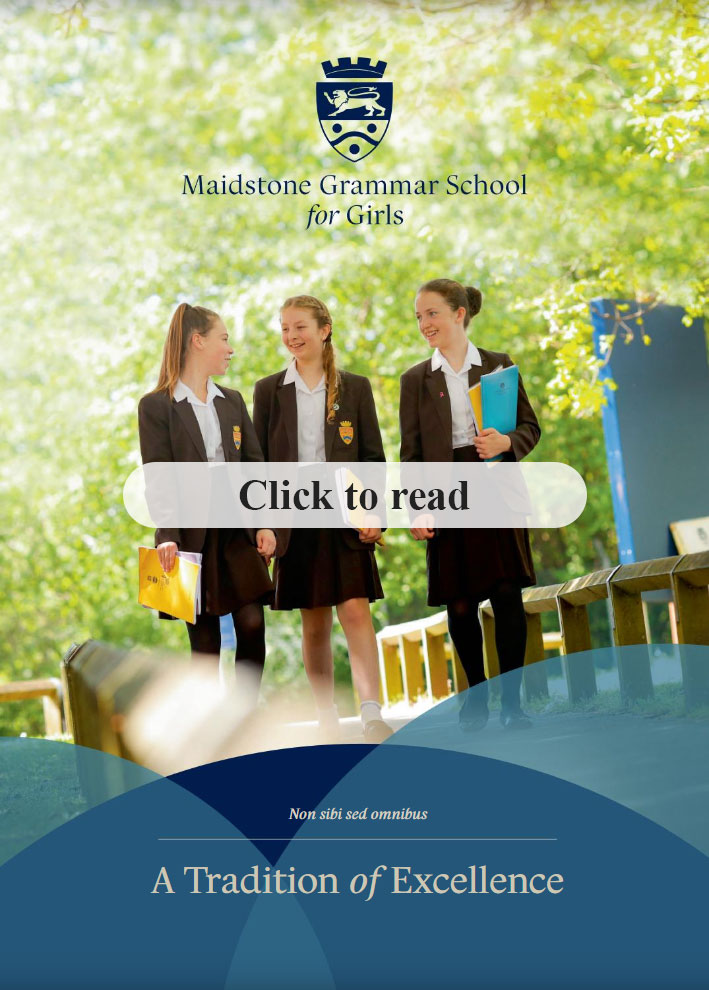 MGGS Main School Prospectus