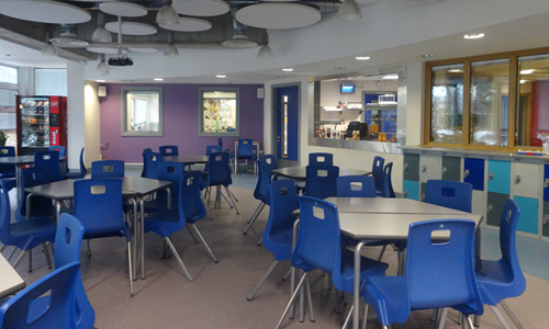 MGGS Central Hall & Cafe