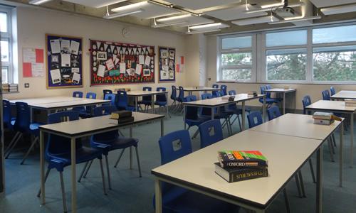 MGGS Classrooms
