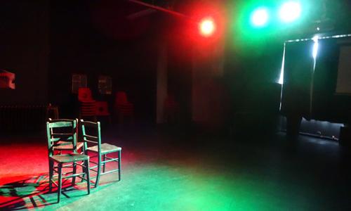 MGGS Dance & Drama Studio
