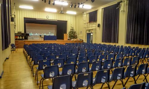 MGGS Main Hall