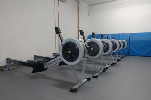 MGGS Indoor Rowing Facilities